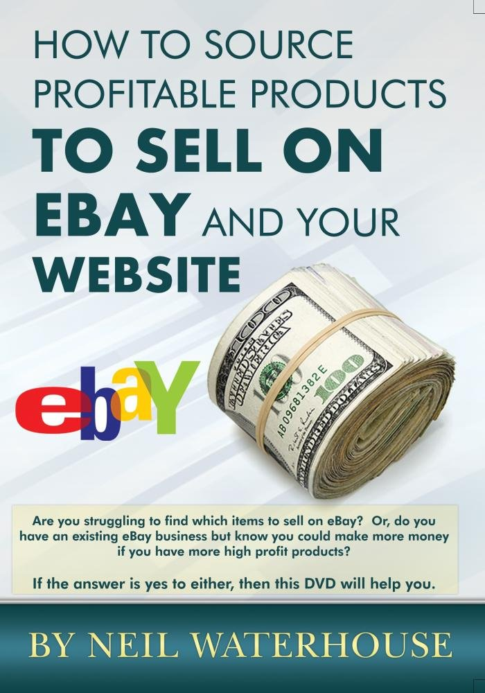 Amazon Com How To Make Money On Ebay How To Source Products To Sell Neil Waterhouse Neil Waterhouse Movies Tv