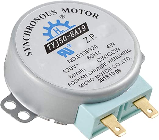 Amazon.com: Motor de repuesto para horno microondas ...