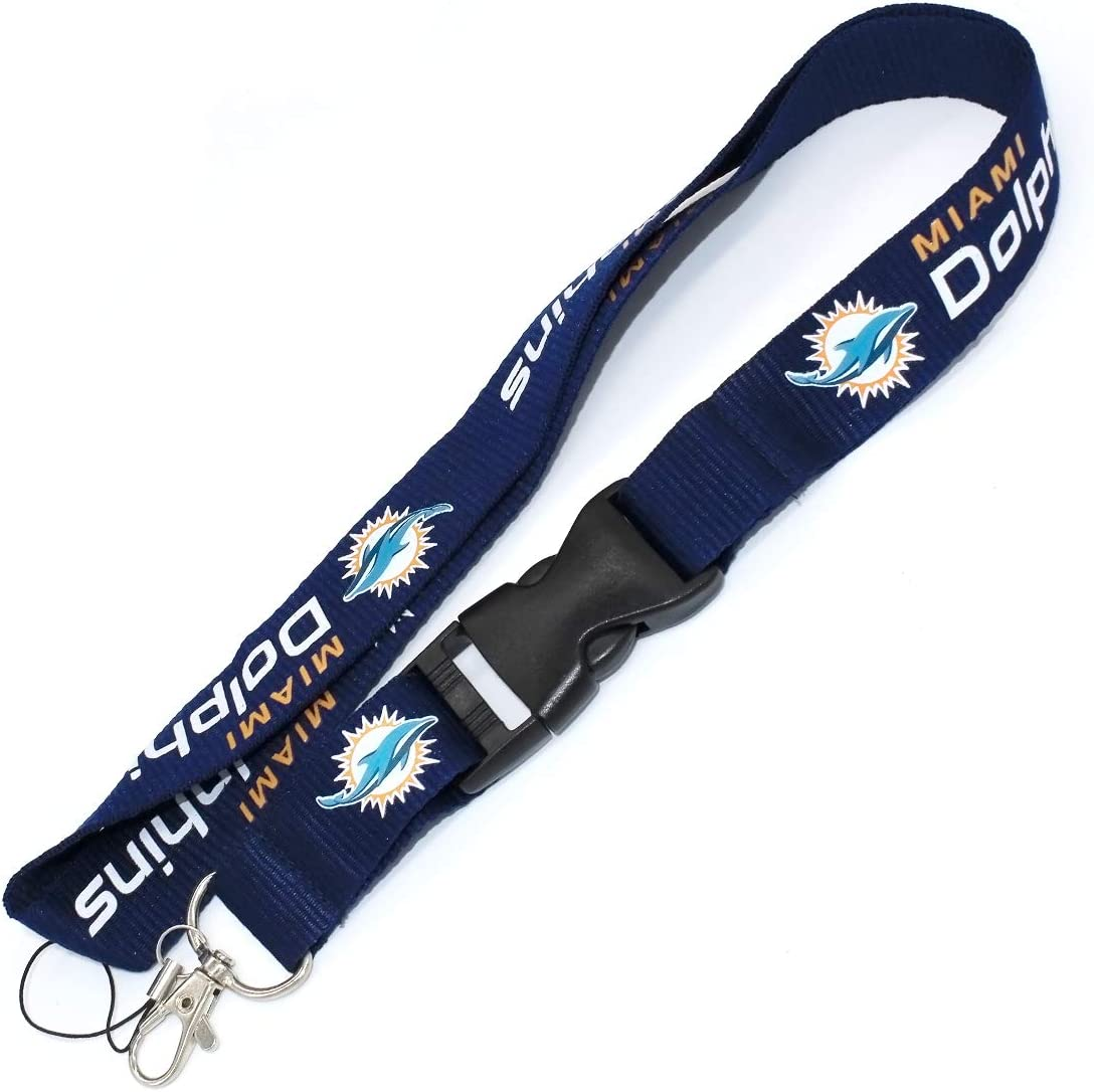 Wall Stickz Atuo Parts NFL Lanyard Mobile Phone Work Card Key Hanging Neck for San Francisco 49ers