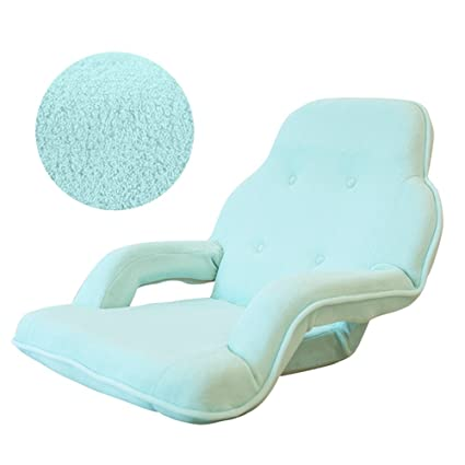 Lounge Chairs ZHIRONG Sofa Chair Adjustable Lazy Sofa Collapsible Armchair Watch  TV Play Games Read Sofa