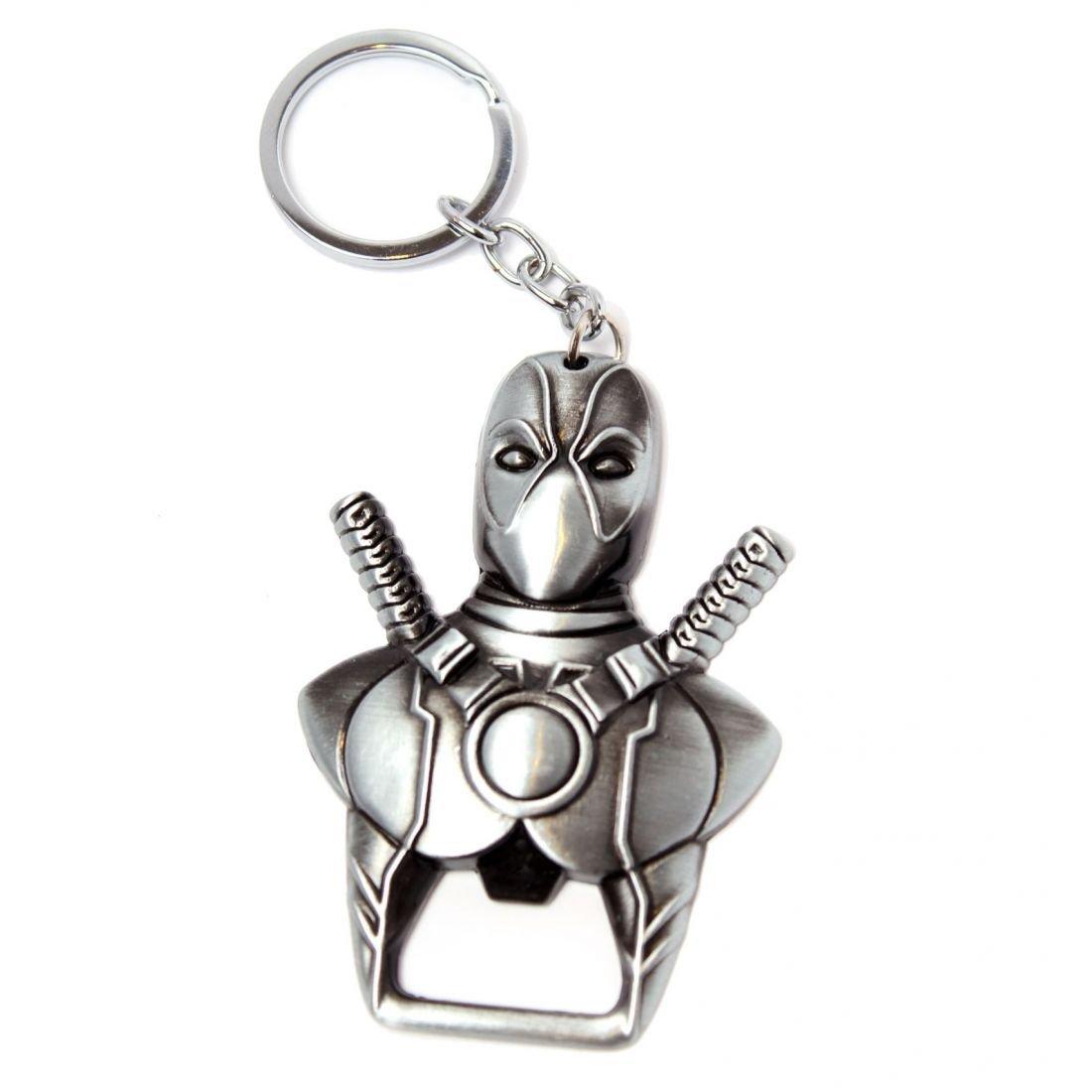 Amazon.com: Deadpool Bottle Opener Keychain by Deadpool: Beauty