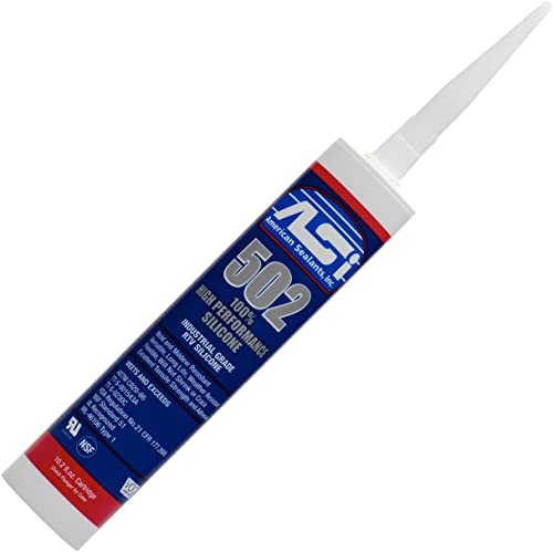 Clear-100%-RTV-Silicone-Sealant