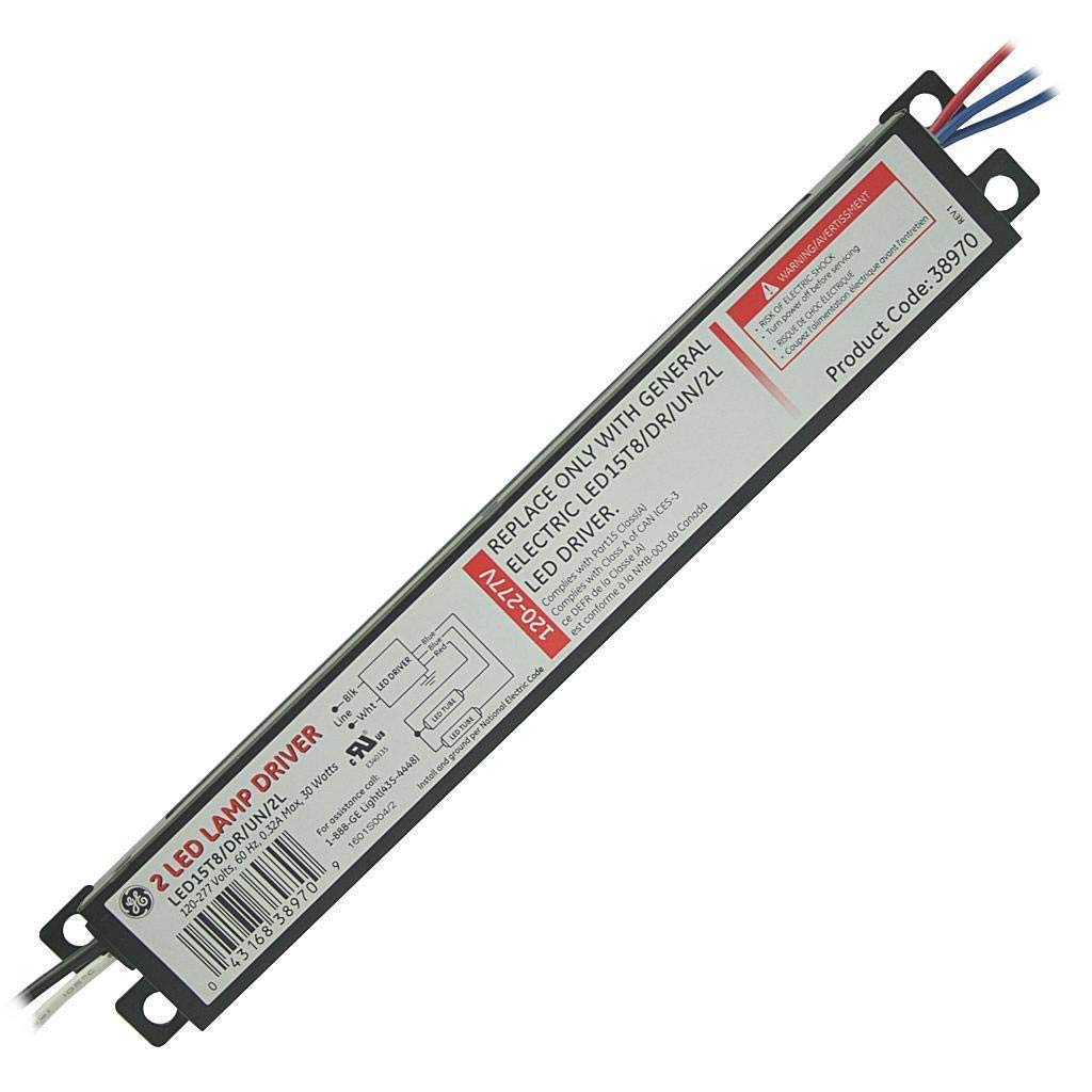 GE 38970 LED Light Driver, UL, Degrees_Fahrenheit, to Volts, Amps, (