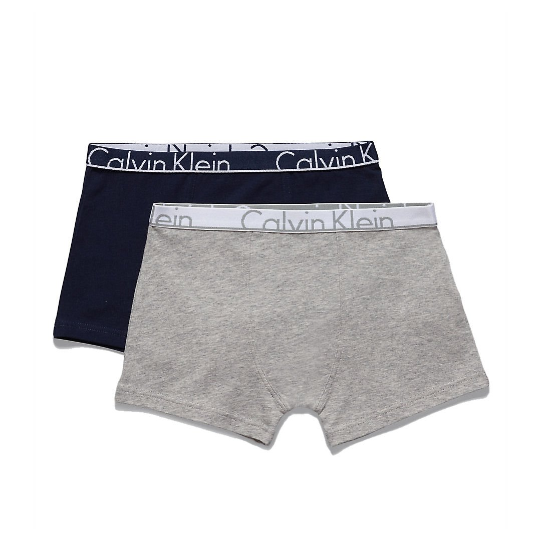 Pack de 2 boxer boy junior boy junior CK CALVIN KLEIN art.B70B700019 MY CK 2 PAC: Amazon.es: Ropa y accesorios