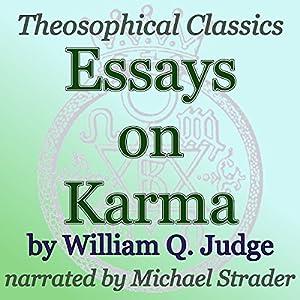 Essays on Karma Audiobook