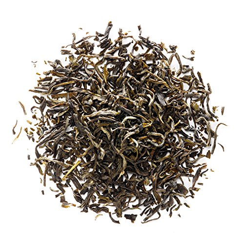 Tips Loose Leaf - Jasmine Green Tea From China - Traditional Chinese Tea From Fujian - Yin Hao Silver Tip Loose Leaf Tea