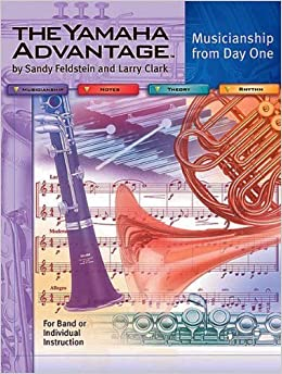 Book PT-YBM113-33 - The Yamaha Advantage - Trombone - Book 1 by Sandy Feldstein (2001-01-01)