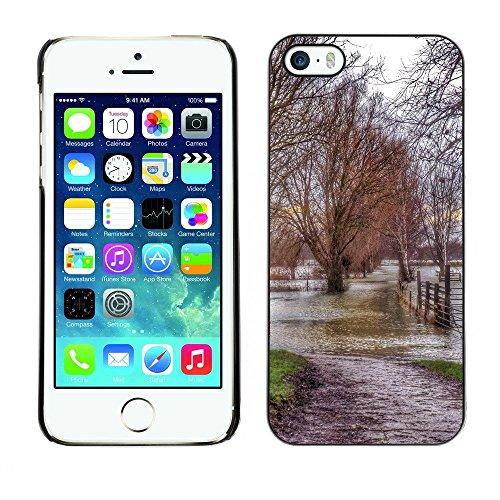 Premio Sottile Slim Cassa Custodia Case Cover Shell // F00001755 exploré // Apple iPhone 5 5S 5G