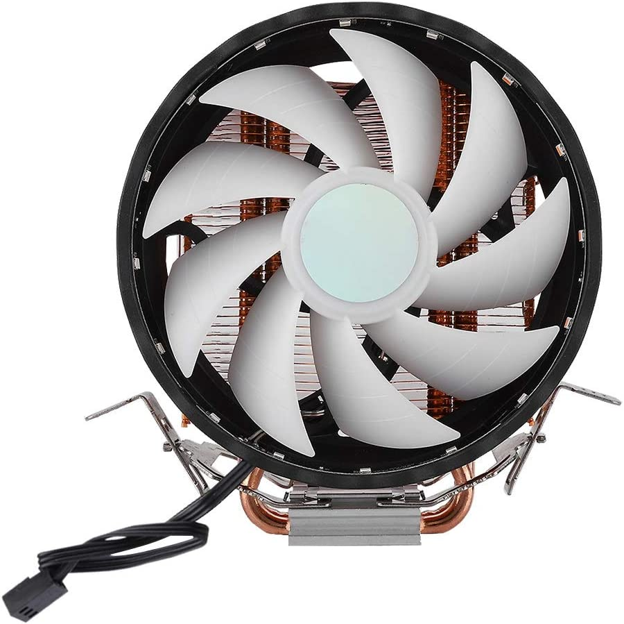 Bewinner 12cm Disipador de Calor de CPU,Luz Mágica Genial Radiador ...