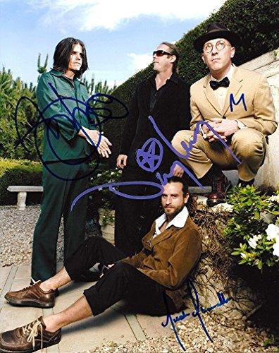 TOOL rock band reprint signed group photo #1 RP Maynard James Keenan