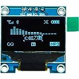 """HiLetgo 0.96"""" I2C IIC シリアル 128×64 OLED LCDディスプレイ SSD1306液晶 STM32/51/MSP430/Arduinoに対応 ブルー フォント [並行輸入品]"""
