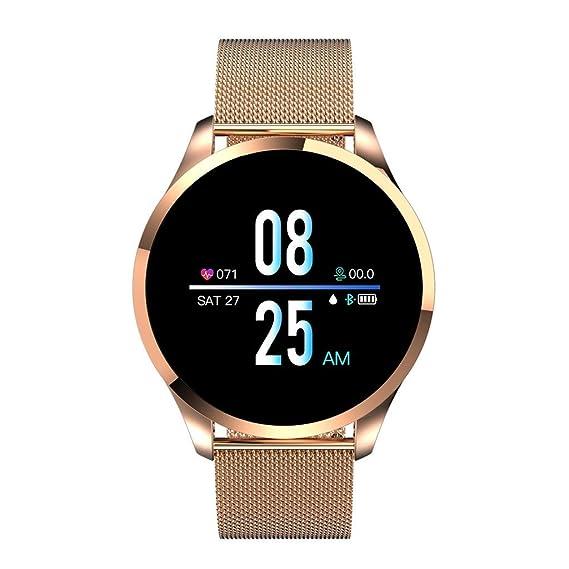 Hot Sale! NDGDA, Q9 Smartwatch 1.22inch Color Screen Women ...