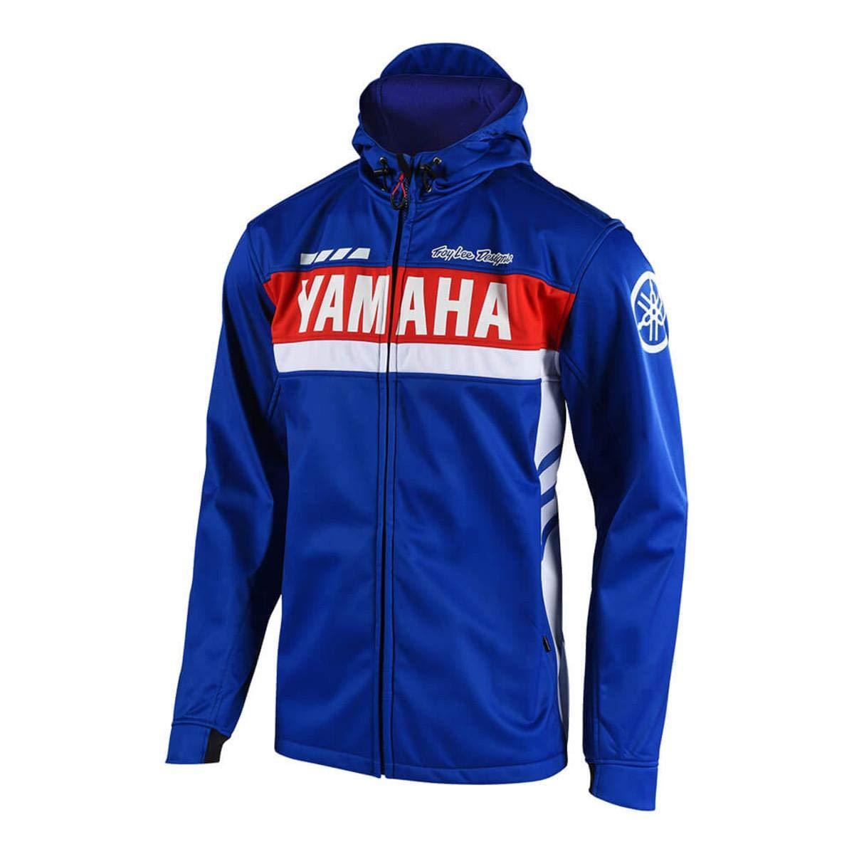 3cc245c23 Amazon.com: Troy Lee Designs 2018 Yamaha RS1 Tech Jacket-L: Clothing
