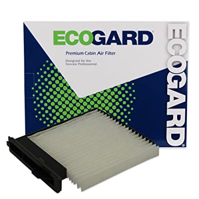 ECOGARD XC25877 Premium Cabin Air Filter Fits Nissan Versa, Versa Note: Automotive