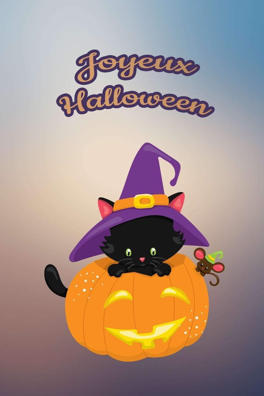 Joyeux Halloween Pour Nos Petits Petit Carnet De Notes De