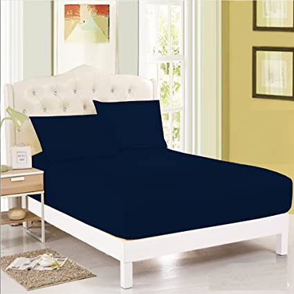 Super king size fitted sheets amazon
