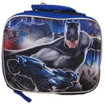 DC Comics Batman Insulated Lunch Bag with Top Carrying Handle