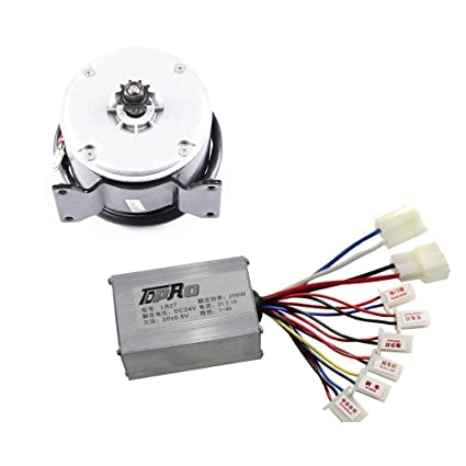 Amazon com: 24V 250W Brushed Speed Controller With Electric Start