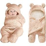 XMWEALTHY Cute Newborn Baby Boys Girls Blankets...