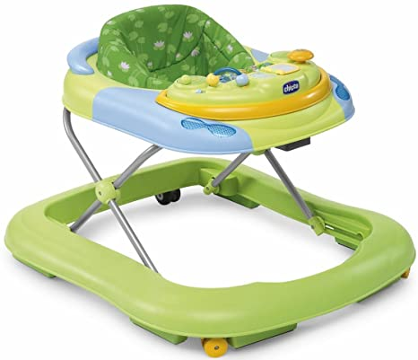 Chicco DJ - Andador para bebé, diseño de lirio: Amazon.es: Bebé