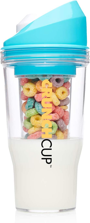 taza de cereales portátil