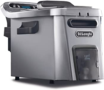 DeLonghi D44528DZ Small Deep Fryer