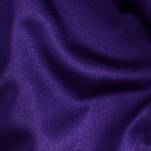 108in 40 Denier Tricot Purple Fabric by The Yard, Purple ()
