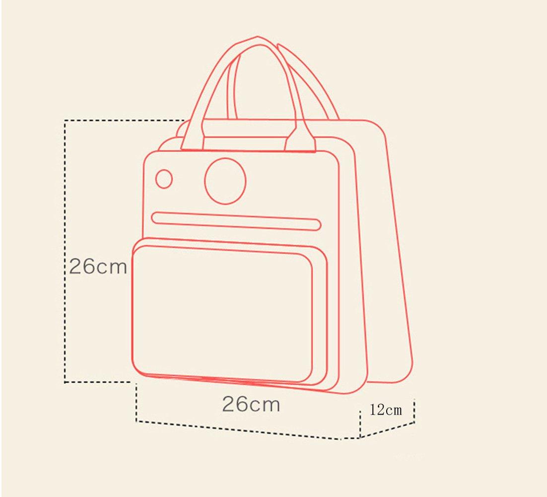 Rucksack Wickeltasche Designer-Tasche f/ür Baby-Zubeh/ör von LCY kleiner Organizer f/ür Windeln Messenger-Tasche