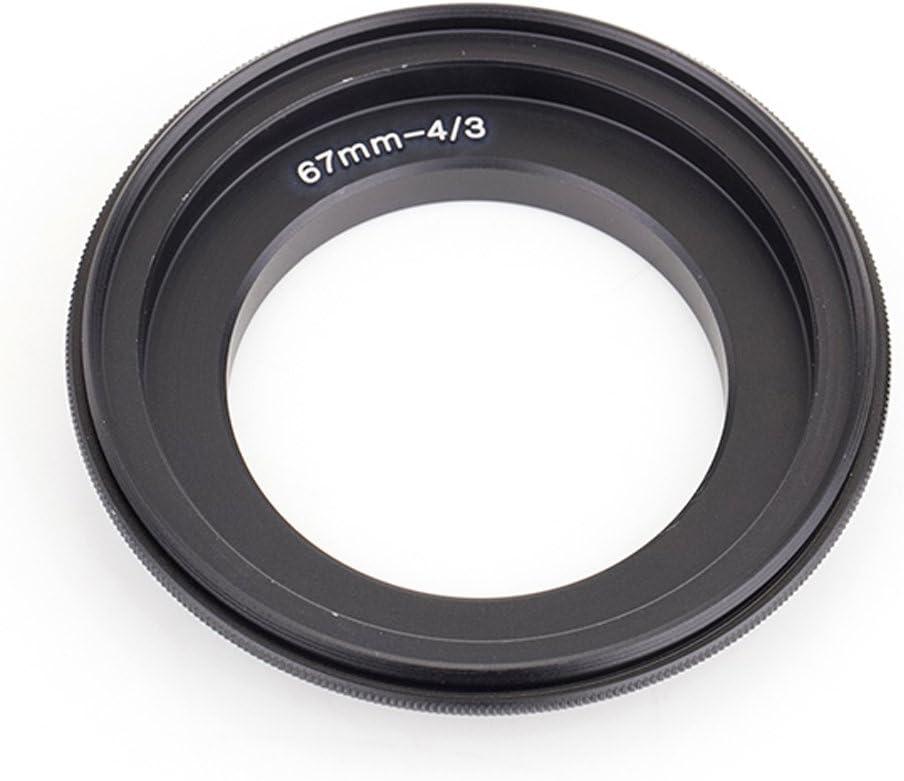 Pixco 62 mm/67 mm lente macro inversa anillo adaptador para ...