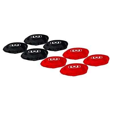 Wicked Big Sports Shuffle Toss Extra Bean Bag 8 Pack: Toys & Games