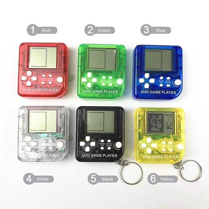 KOBWA - Consola de Juegos de Mano, Mini Retro, Tetris ...