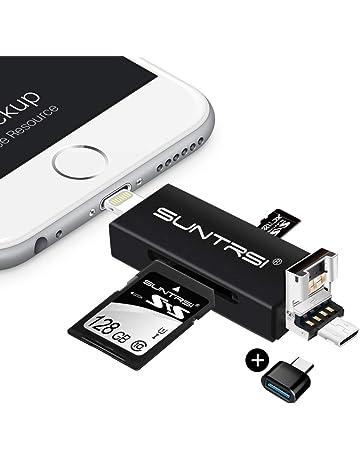 Memory Card Readers | Amazon com