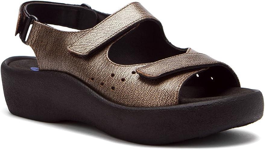 ECCO DAMEN Pantoletten Sandale Leder beige Gr. 37 EUR 39