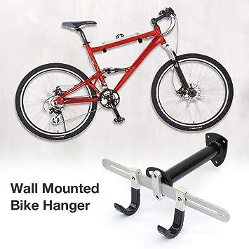 9ad83522f cuckoo-X Soporte para Bicicleta montado en la Pared Gancho para Bicicleta  Soporte para Bicicletas Garaje Almacenamiento para Bicicletas fácilmente  Colgar en ...
