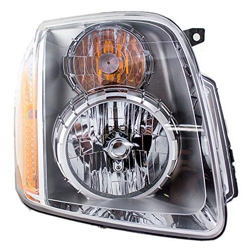 - Passengers Headlight Headlamp Replacement for GMC Yukon Denali & XL Denali SUV 20969897 AutoAndArt