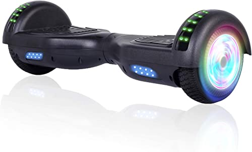 EPCTEK Hoverboard 6.5 for Kids and Adults, Self Balancing Hoverboard with Two Wheel – UL2272 Safety Certified with Bluetooth Speaker