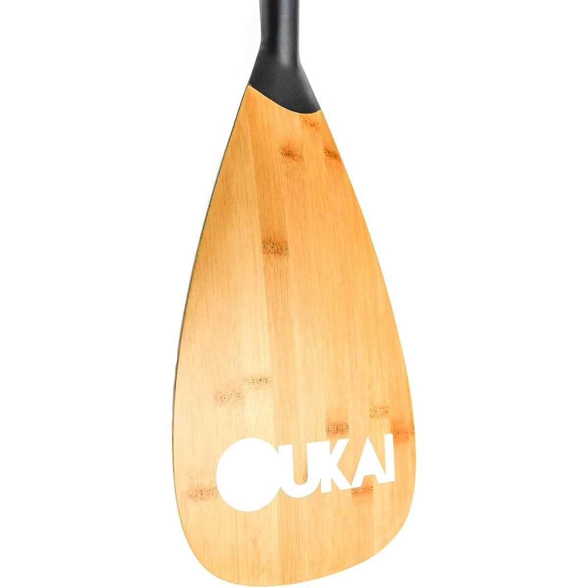Ein gutes Paddel finden Sie beispielsweise bei dem Hersteller Oukai.