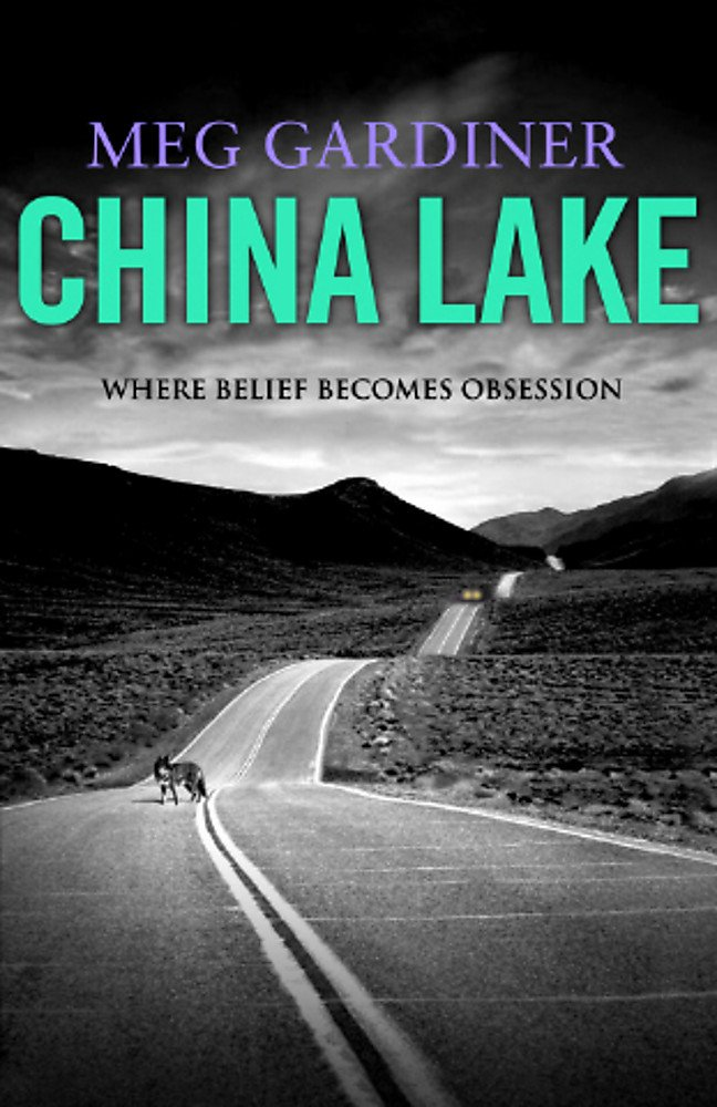 China Lake Where Belief Becomes Obsession ebook