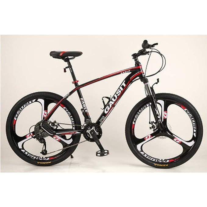 unbrand Bicicleta de montaña de 26 Pulgadas, 24 Pulgadas, 24 ...