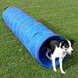 9 ft Practice Fabric Tunnel w/22'' diameter and Carry Bag