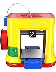 XYZ Printing da Vinci miniMaker 3D printer (fully assembled), Open Filament, FREE for: £12 300g PLA filament, £15 maintenance tools, modelling software, and video tutorials, 15x15x15cm Built Vol.