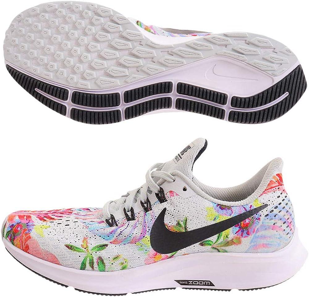nike women's air zoom pegasus 35 running shoes floral