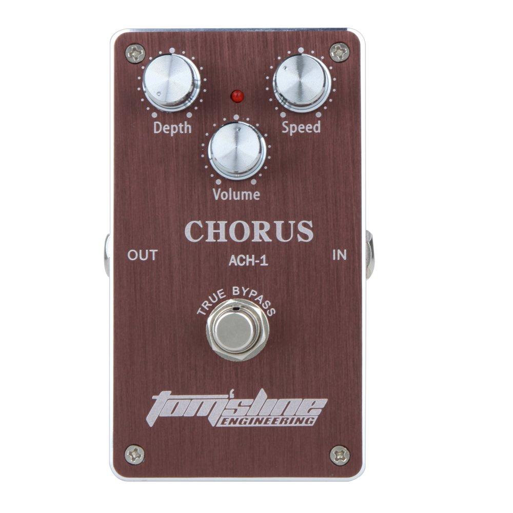 Aroma ACH-1 Gitarre elektrische Effekt Pedal Chorus rauscharme True Bypass