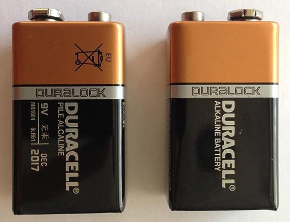 Duracell Mn1604 9 V Block Oem Duralock Elektronik