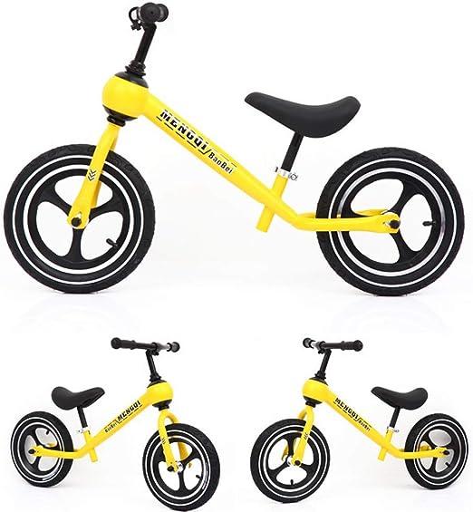 Niño bicicleta de equilibrio 12 pulgadas Classic ligero Los niños ...