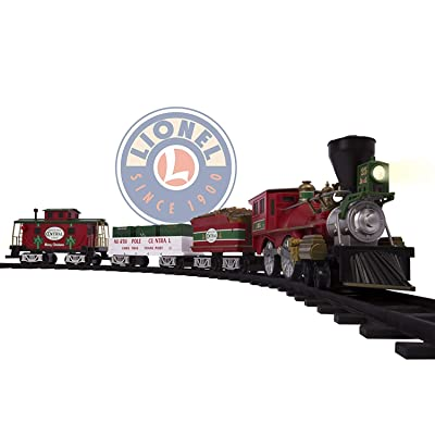 Lionel COS1900337 North Pole Central Christmas Tree 22.8 inch (57.8cm) Train Set: Toys & Games [5Bkhe0303307]