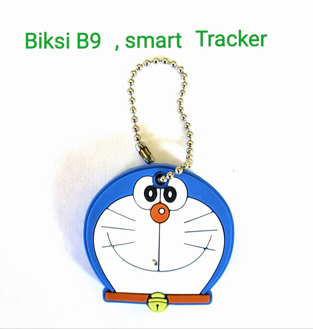 Biksi B9New design anti lost device tracker with 2 way mobile communication for lost or hidden Keys, Wallet, Purse, Bag, Computer ,Pet