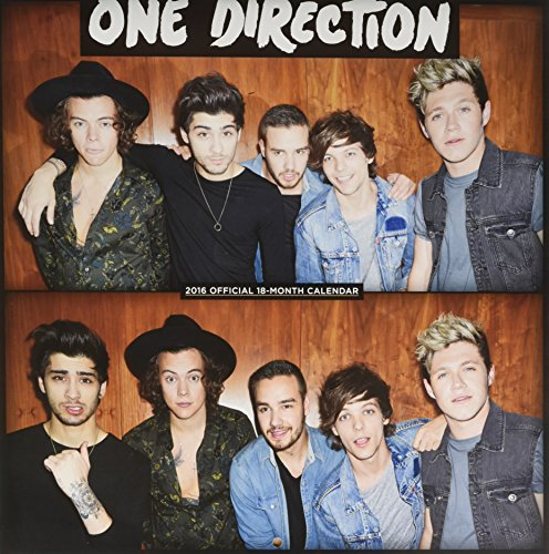One Direction 2016 Square 12x12 Global