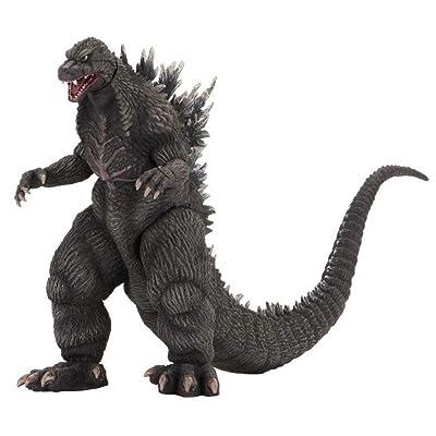 NECA Godzilla Action Figure [2003 Classic]: Toys & Games