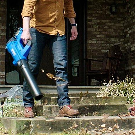 Amazon.com: Kobalt - Kit de cortadora de hojas y correas de ...
